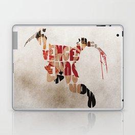 Kratos from GoW Laptop & iPad Skin