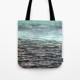 Water Like Glass Tote Bag