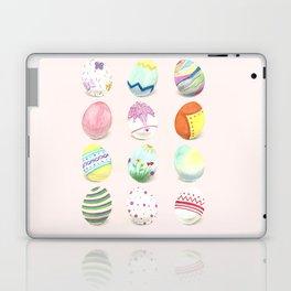 Painted Easter Eggs Laptop & iPad Skin