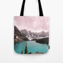 Moraine Lake Banff National Park Tote Bag