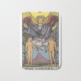 06 - The Lovers Bath Mat