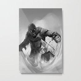 Talos the Automaton Metal Print