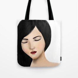 My Lovely Tote Bag