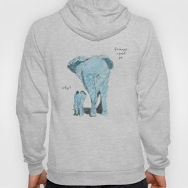 Mama elephant Hoody