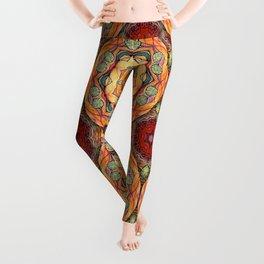 mandala#31 Leggings