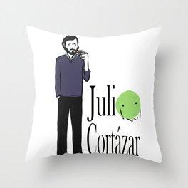 Cronopio Throw Pillow