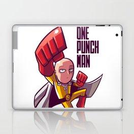 one punch man Laptop & iPad Skin
