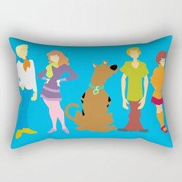 Scooby Do Gang Rectangular Pillow