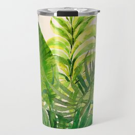 Leaves 1 Travel Mug