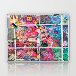 Subconsious Safari By Artist Jeff Parrott Psyexpression Laptop & iPad Skin