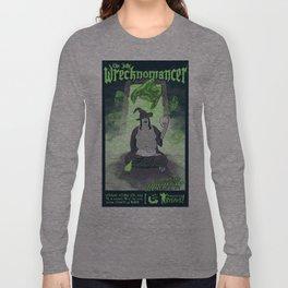 The Jolly Wrecknomancer Long Sleeve T-shirt