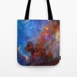 North America Nebula 2 Tote Bag
