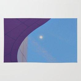 Lunar Curve Rug