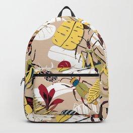 junge bugs Backpack