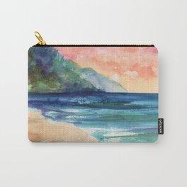 Ke'e Beach Carry-All Pouch