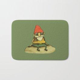 Garden Gnome Bath Mat
