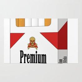 Premium Cancer Sticks Rug