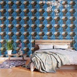 Naturally XXXIII BLUE Wallpaper