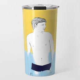 Sur la planche #01 Travel Mug
