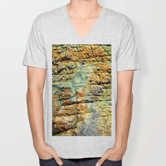 Rock Cunei Unisex V-Neck