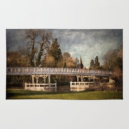 Whitchurch on Thames Toll Bridge Rug