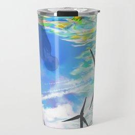 Inspire the Wind of Change Travel Mug