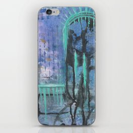 Patina Of Decay iPhone Skin