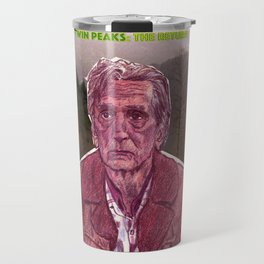 Harry Dean Stanton Travel Mug