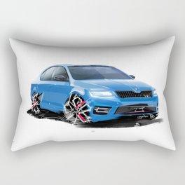 RS Scribbles Rectangular Pillow