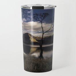 Lone Tree, Buttermere Travel Mug