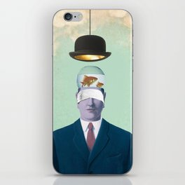 Under the Bowler iPhone Skin