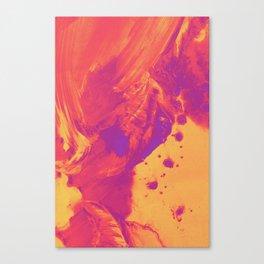 May Sunset Canvas Print