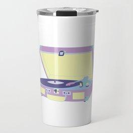 Pastel Turntable Travel Mug