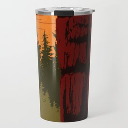 Gwaii Haanas National Park Reserve, National Marine Conservation Area Reserve & Haida Heritage Site Travel Mug