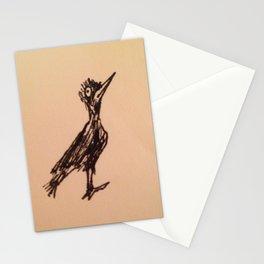 Bird, species unknown Stationery Cards