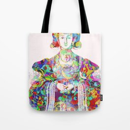 Anne of Cleves Tote Bag