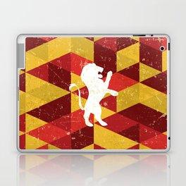 Gryffindor House Pattern Laptop & iPad Skin