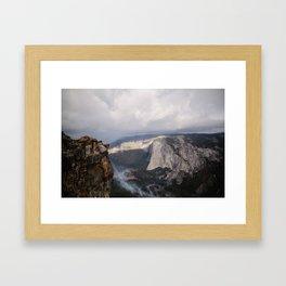 Yosemite Framed Art Print