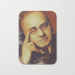 Alfred Adler, Psychotherapist Bath Mat