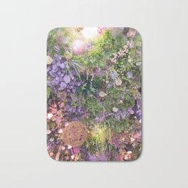 A Florist's Ceiling Garden Bath Mat