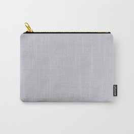 Quiet Soft Grey 2018 Fall Winter Color Trends Carry-All Pouch