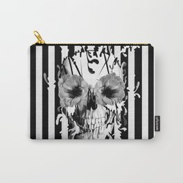 Limbo, Skull with poppy eyes Carry-All Pouch