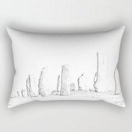 Callanish Rectangular Pillow