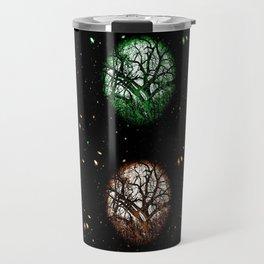 Tree Planets Travel Mug