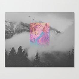 SILKY Canvas Print