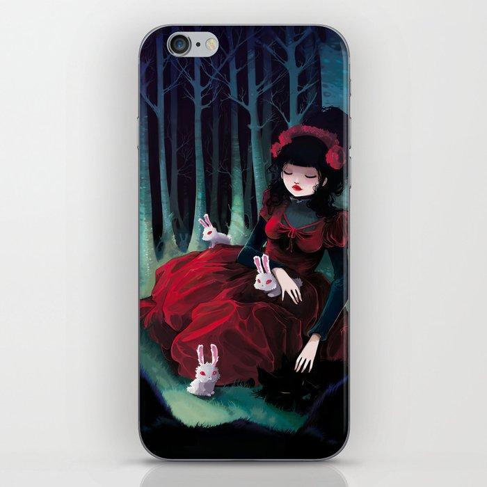 Asleep iPhone Skin