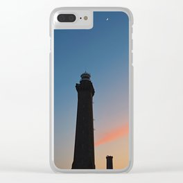 In between moments Clear iPhone Case