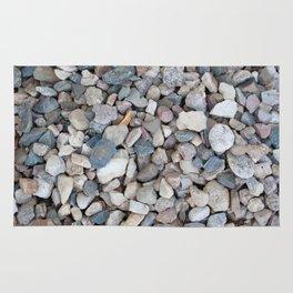 gravel texture Rug