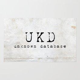 UKD - Unknown Database Rug