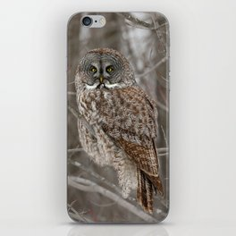 Patience is my strongest virtue iPhone Skin
